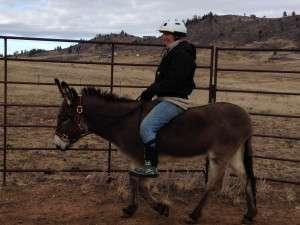 Riding hope briget